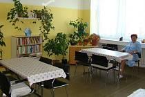 Oddělení rehabilitace vorlovské nemocnice se skví novotou a září barvami.