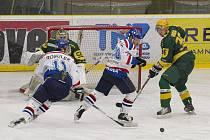 Hokejisté Karviné zvládli venkovní šňůru. Vyhráli i v Hradišti.