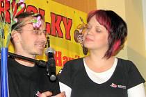 Herci Jan Kroul a Daniela Navrátilová.