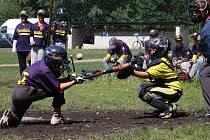 Baseballoví žáci Orlové atakují postup do play off z prvního místa.