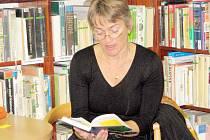 Tereza Boučková četla úryvky ze své knihy Rok kohouta.