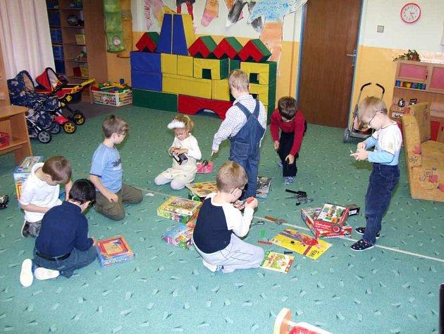 Umístit dítě do jeslí nebo mateřské školky by v Havířově neměl být problém.
