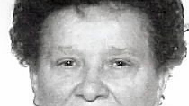 Pohřešovaná Zuzana Mihalkaninová