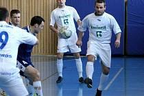 Stonavští sálovkáři, vítězové základní části, hrají v sobotu čtvrtfinále play off s Klatovy.
