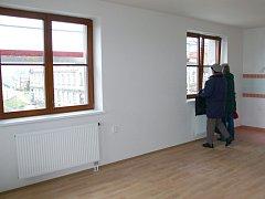 Byty pro mladé začali už před časem stavět v Bohumíně. První nájemcíci se nastěhují v červnu.
