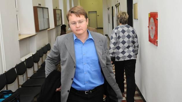 Obžalovaný Václav Kratochvíl