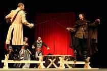 Cyrano z Bergeracu v podání Těšínského divadla
