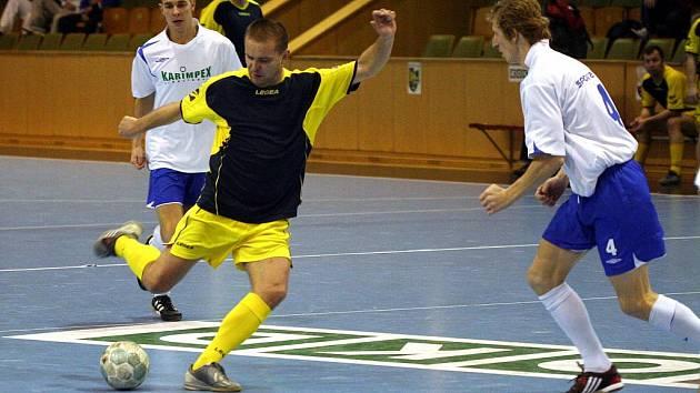 Futsalové soutěže pod hlavičkou ČMFS jsou již v plném proudu.