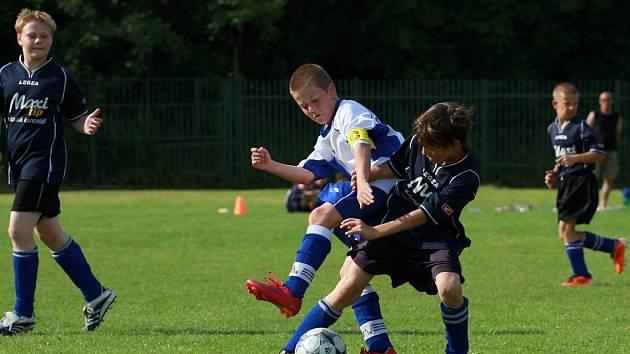 Fotbalové přípravky čeká v nové sezoně jiný model soutěže.