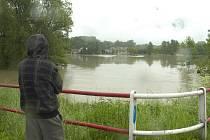 Petrovice u Karviné zasáhla opět velká voda