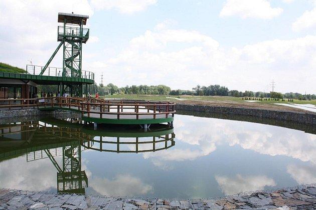 Golfový areál v Karviné-Lipinách je před dokončením. Slavnostně otvírat se bude na podzim