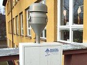 Stanice sloužící k nepřetržitému monitorování kvality ovzduší