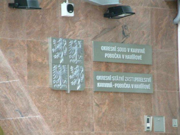 Napadení primáře bude projednávat senát havířovské soudní pobočky.