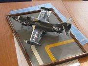 V Karviné se konala výstava plastikových modelů letadel, tanků, dioramata a vojenské techniky