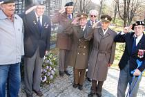 Váleční veteráni v Havířově