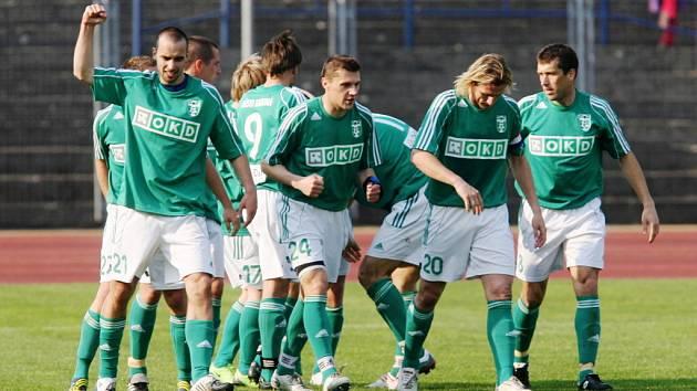 Fotbalisté MFK OKD Karviná přežili důležitou první sezonu ve II. lize bez újmy. Jaká bude ta příští?