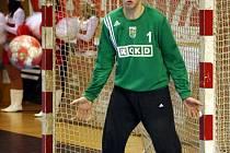 Tomáš Mrkva vychytal zuberské střelce.