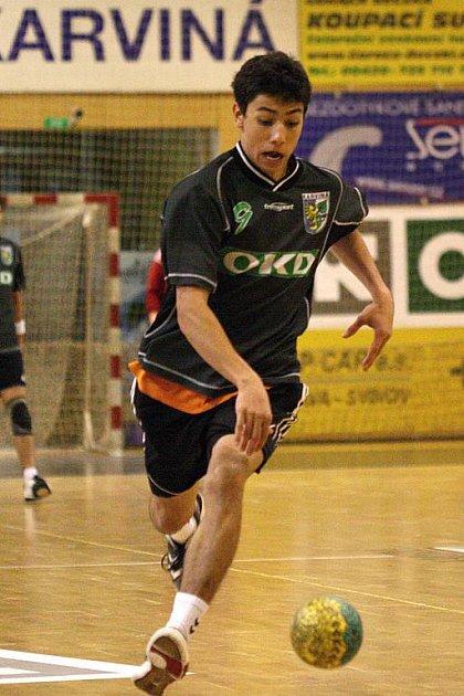 Igor Vaňko a spol se dočkali výhry nad Kopřivnicí.