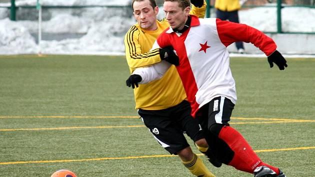 Zdeněk Látal (vlevo) se může vrhnout do další přípravy a snad už se mu zranění vyhnou velkým obloukem.