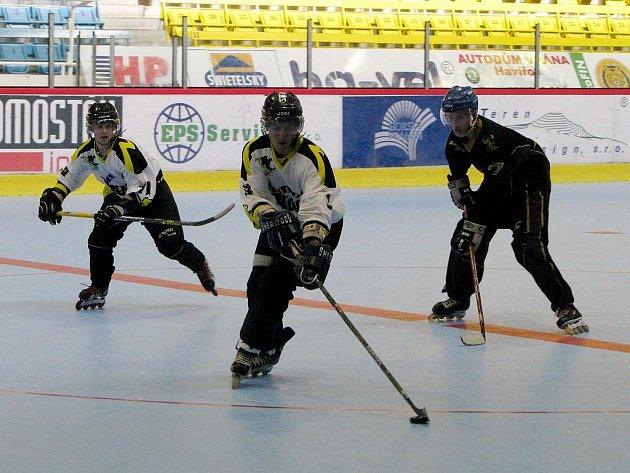 In–line hokejisté Havířova