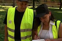 Romští asistenti městské policie