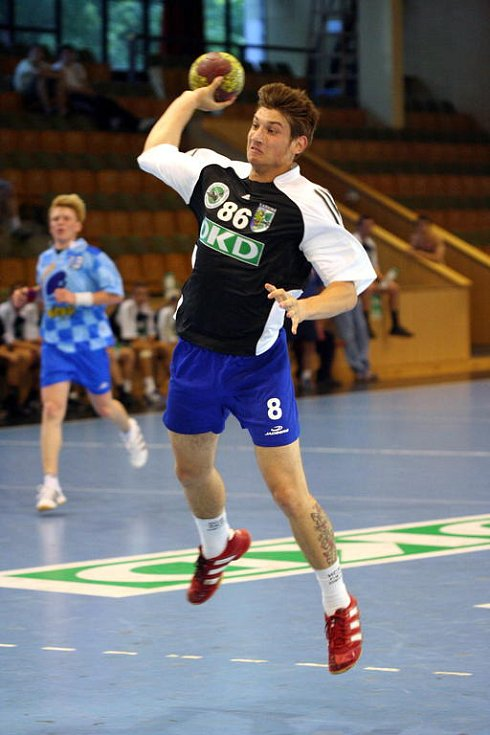 A zde je Jakub Dolák, taktéž z družstva juniorky SCM.