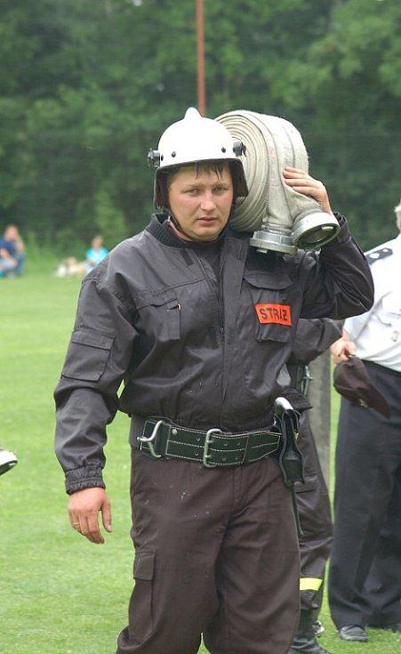 Soutěž dobrovolných hasičů