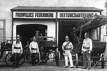 Hasičská zbrojnice v Karviné–Fryštátě.
