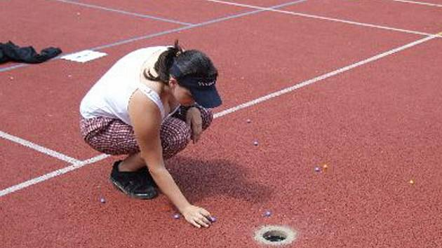 Kuličky jsou dnes již regulérním sportovním odvětvím.