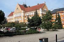 Českotěšínská radnice v září 2009.