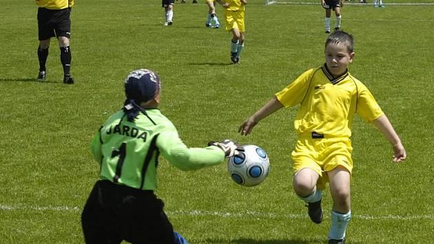 Fotbalové soutěže mládeže na podzim skončily.