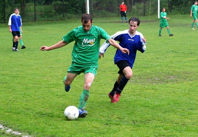 Mládežnické fotbalové soutěže pokračovaly dalšími koly.