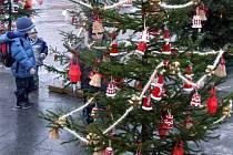 Z výhry se radovali díky tomuto stromku žáci navštěvující školní družinu ZŠ Jarošova.