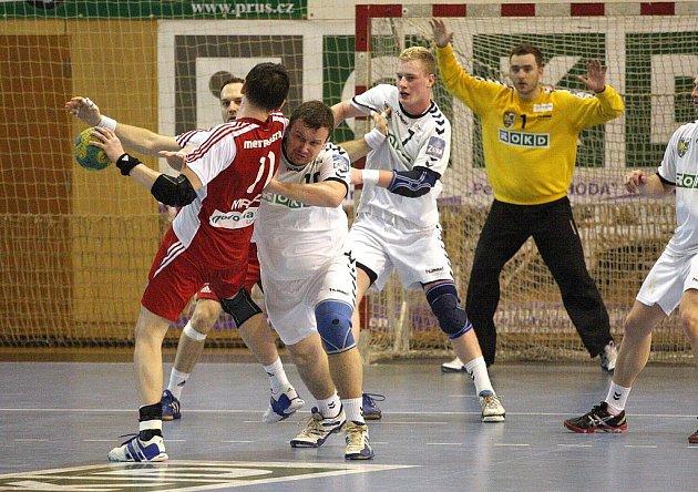Házenkáři Karviné vyhráli v Brně.