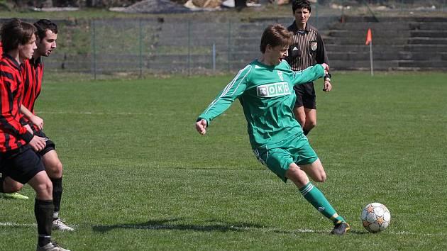 Fotbalové soutěže mládeže pokračovaly dalšími koly.