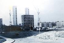 Okolí Permonu v době výstavby