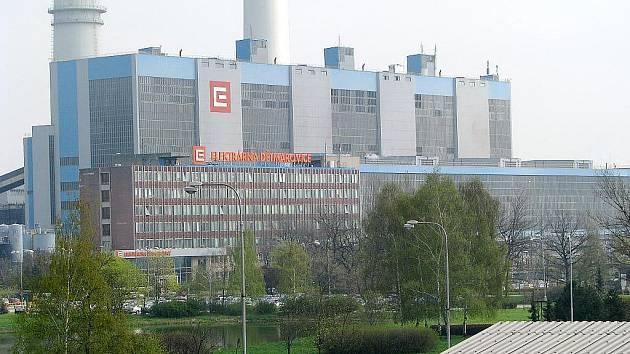 Elektrárna Dětmarovice .