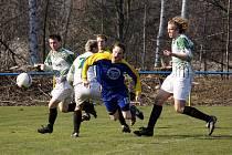 Fotbalisté Lutyně zakončili sezonu výpraskem v Libhošti. Celkově však skončili lépe než třeba Stonava.