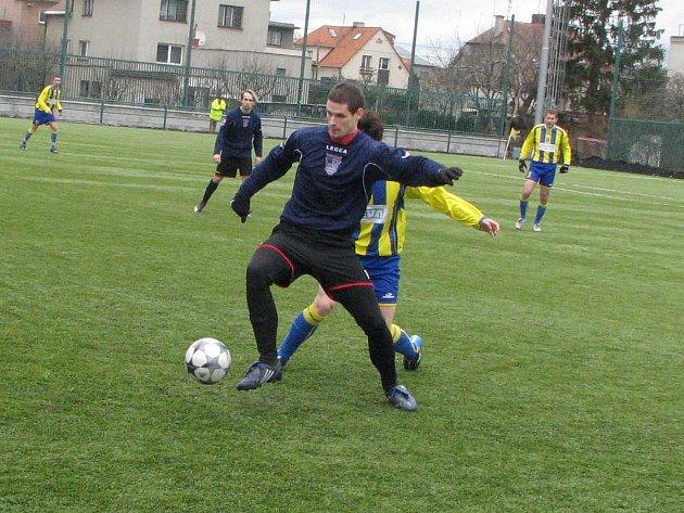 Dobrý herní dojem zanechali v Ostravě fotbalisté Havířova. Body však nemají.