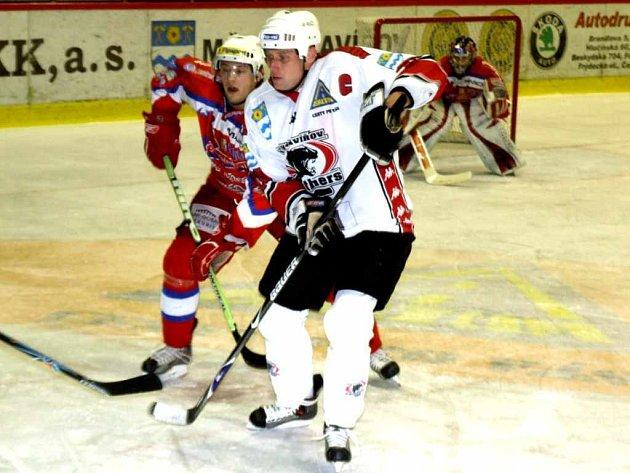 Hokejisté Havířova se dnes pokusí v domácím prostředí přehrát Kadaň.