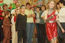 Karneval v karvinské knihovně