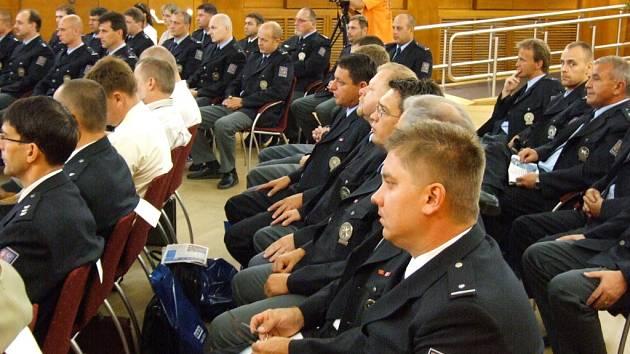 Policejní konference v Havířově