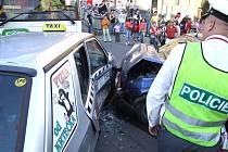 V Havířově skutečně není téměř jediného dne, aby se nestala nějaká nehoda.