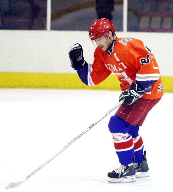 Hokejisté SK Karviná se vrátili na první místo v krajském přeboru.