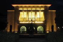 Kulturní dům Radost.