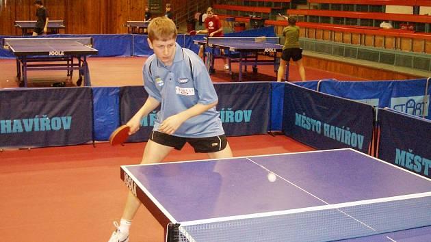 Pavel Širůček z havířovského Baníku skončil na kontrolním turnaji juniorů druhý.