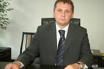 Ředitel Úřadu práce Karviná Radek Foldyna