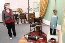 V petřvaldské pobočce Muzea Těšínska je k vidění výstava nazvaná Nejsme na to sami aneb pomocníci v domácnosti