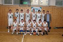 Basketbalisté Karviné jsou připraveni na novou sezonu.