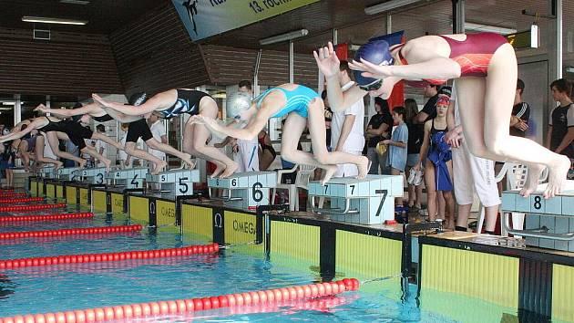Karvinské plavání umí vychovávat mladé závodníky, kteří se dostanou na mistrovství republiky.
